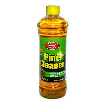HOUSE & HOME, Bathroom - *HOME SELECT PINE CLEANER 28 OZ