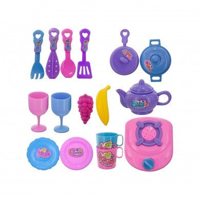TOYS & CRAFTS, Indoor Toys/Games - COOKING PLAY SET