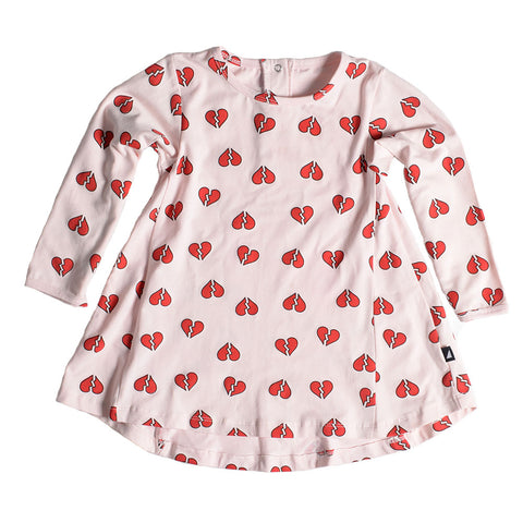 HEARBTREAKER SWING DRESS