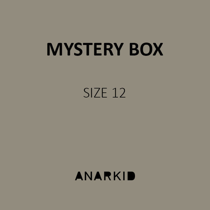 MYSTERY BOX - BOYS SIZE 12