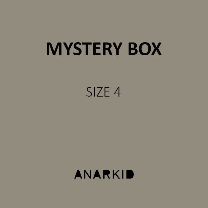 MYSTERY BOX - BOYS SIZE 4
