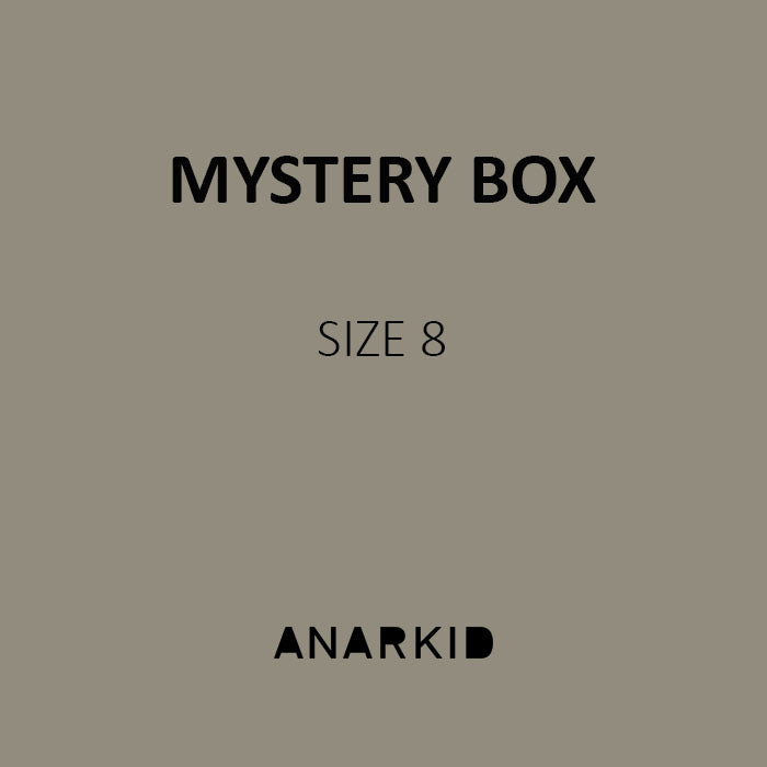 MYSTERY BOX - GIRLS SIZE 8