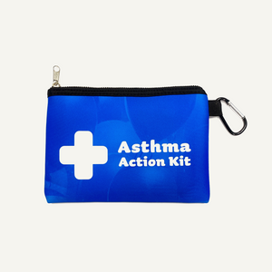Asthma Action Kit - Bag Only