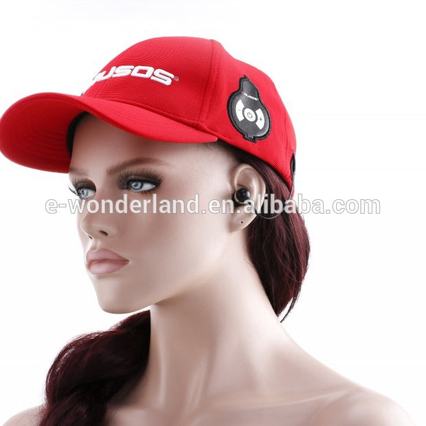 Wireless Bluetooth music baseball Cap with Hands-free Phone Call Answer Hat - Those Groovy Pets