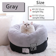 HOOPET Pet Cat Dog Bed Warming Dog House Soft Material Sleeping Bag Pet Cushion Puppy Kennel - Those Groovy Pets