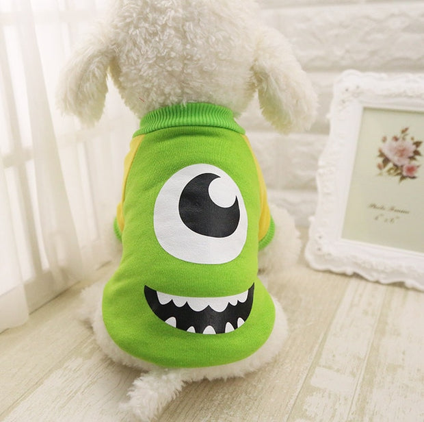 Newest Pet Dog Coats Jackets Costume Pet Cats Clothing Fleece Puppy Clothes for Chihuahua York Ropa Para Perros Hoodies - Those Groovy Pets