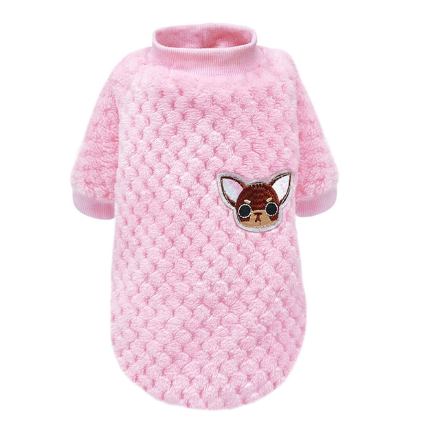 cute-dog-clothes-for-small-dogs-chihuahua-yorkies-pug-clothes-coat-winter-dog-clothing-pet-puppy-jacket-ropa-perro-pink-s-2xl - Those Groovy Pets