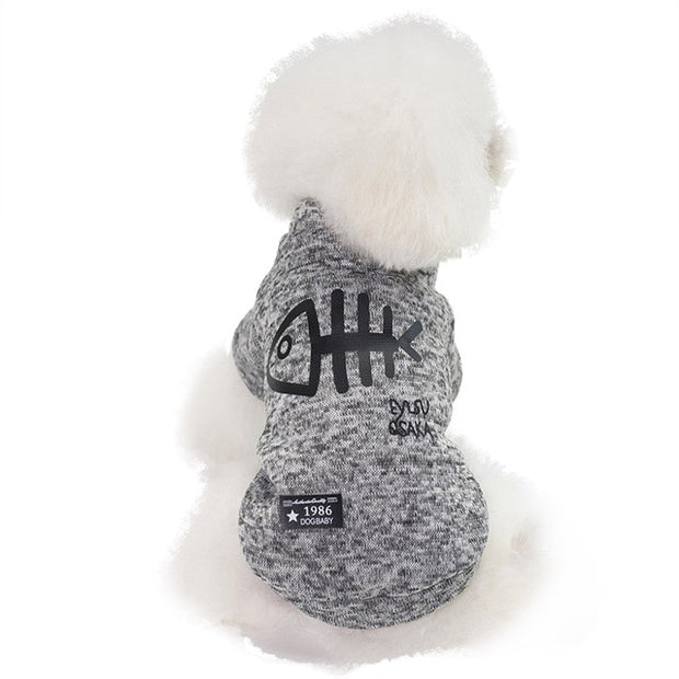 Pet Dog Clothes For Dog Clothing Cotton Warm Clothes for Dogs Thick and Thin Pet Product Dogs Coat Jacket Puppy Chihuahua 35 A1 - Those Groovy Pets