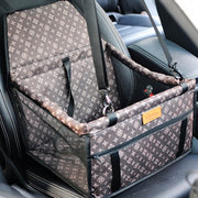 Double Thick  Travel Accessories  Mesh Hanging Bags Folding  Pet Supplies Waterproof Dog Mat Blanket Safety  Pet Car Seat Bag - Those Groovy Pets