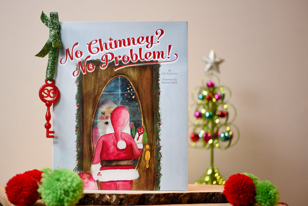 Children's Book Author Solves Christmas Mystery