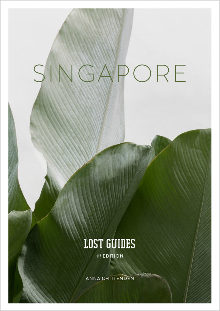 Lost Guides - Singapore (Printed)