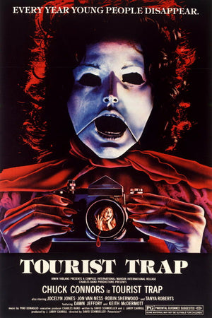 Tourist Trap Film Review (1979)