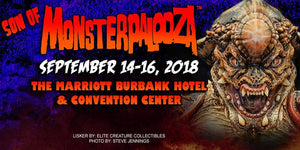Son of Monsterpalooza is BACK in Burbank!
