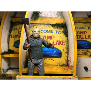Let's Take a Field Trip to--Camp Crystal Lake!