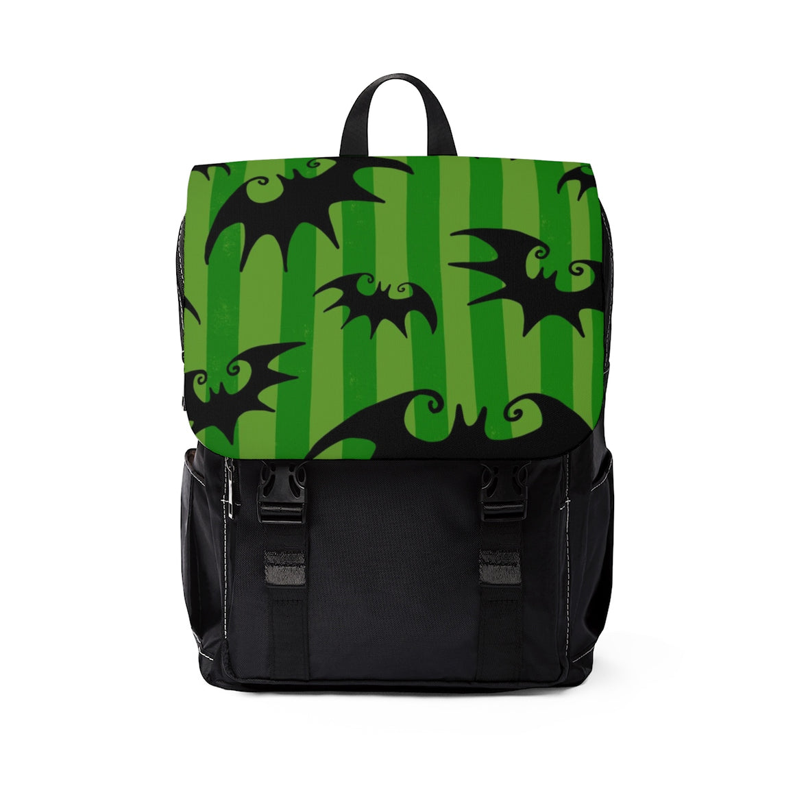 Bats Casual Shoulder Backpack