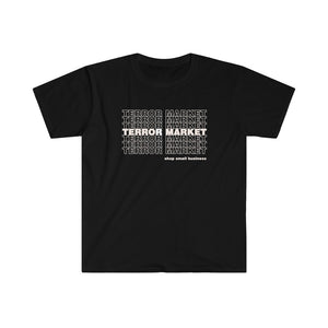 Terror Market Shop Small Business Tee
