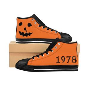 Halloween High-tops (Women's Size)