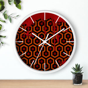The Overlook Wall clock