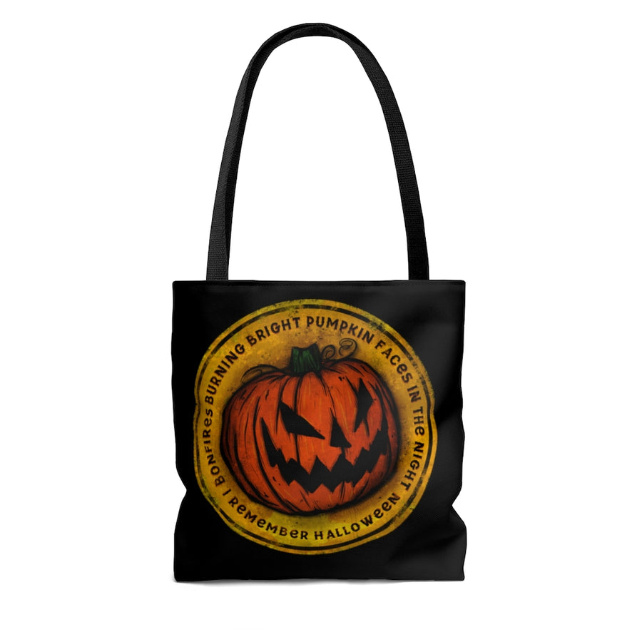I Remember Halloween Tote Bag