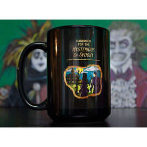Handbook For The Mysterious & Spooky Mug