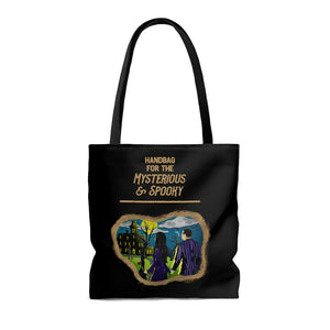 Handbag For The Mysterious & Spooky Tote