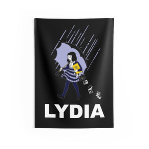 Salty Lydia Indoor Wall Tapestries