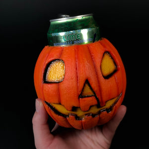 Halloween Pumpkin Killer Kooler