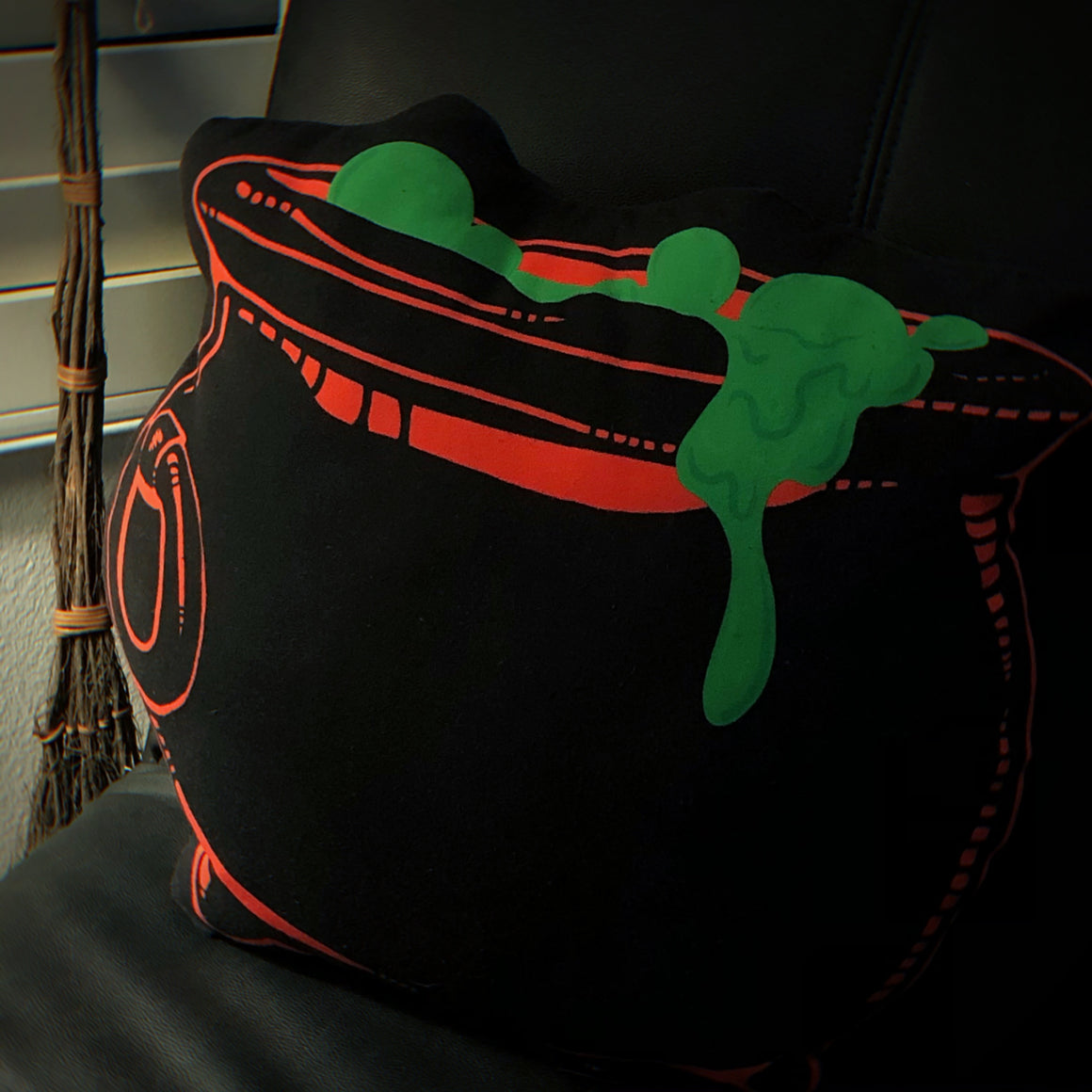 Cauldron Pillow