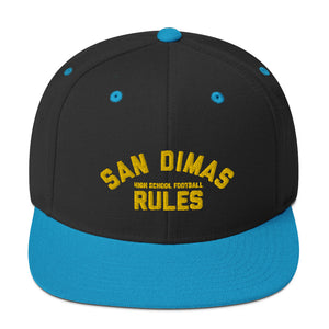 San Dimas High School Football Rules Snapback
