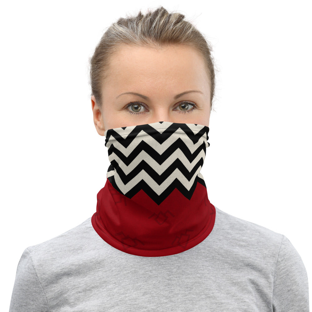 The Black Lodge Neck Gaiter