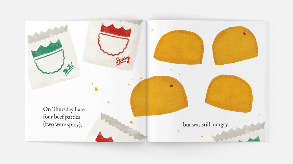 Hungryish Picture Book