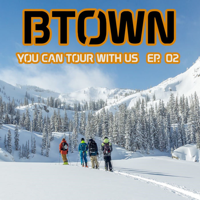 "YOU CAN TOUR WITH US EP - 02 ""BTOWN"""
