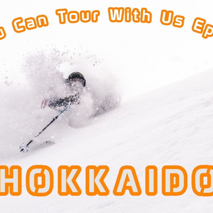 "You Can Tour With Us EP - 03 ""Hokkaido"""