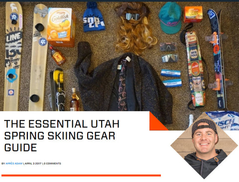 THE ESSENTIAL UTAH SPRING SKIING GUIDE