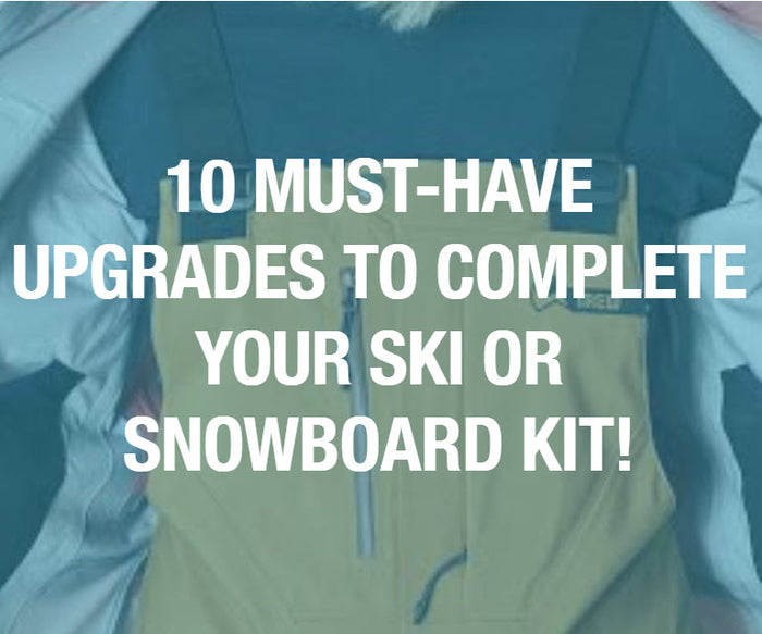 Best upgrades for skiing gear and entering backcountry skiing