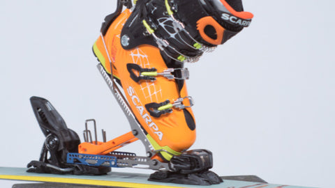 Daymakers Alpine touring binding marker jester