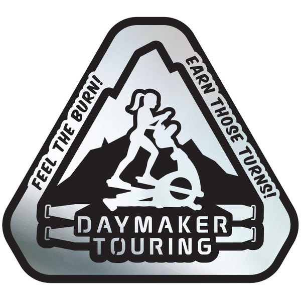 ELLIPTICAL OF THE MOUNTAINS STICKER