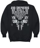And Shepherds We Shall Be - Hoodie