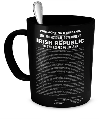 Irish Republic - Coffee Mug