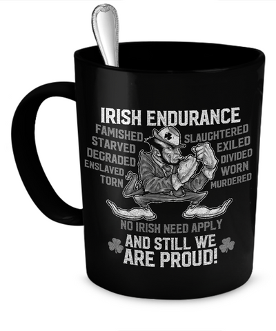 Irish Endurance - Coffee Mug