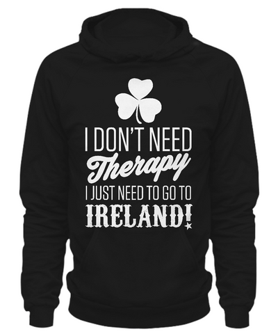 Ireland Therapy - Hoodie