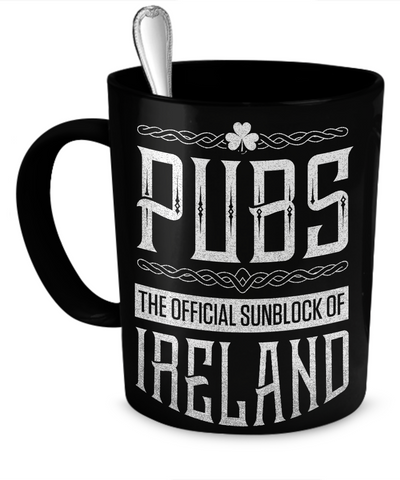 Irish Pubs - Coffee Mug