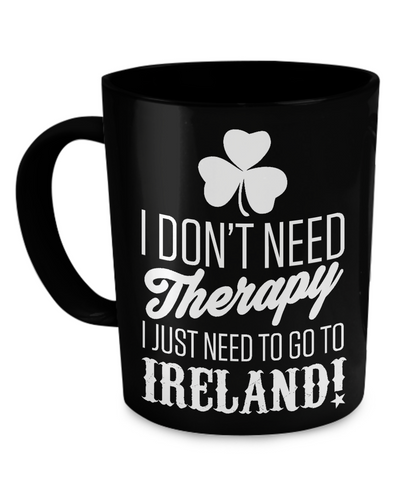 Ireland Therapy - Coffee Mug