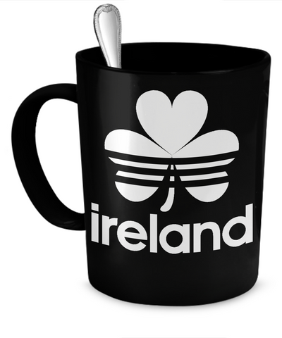 Ireland Clover - Coffee Mug
