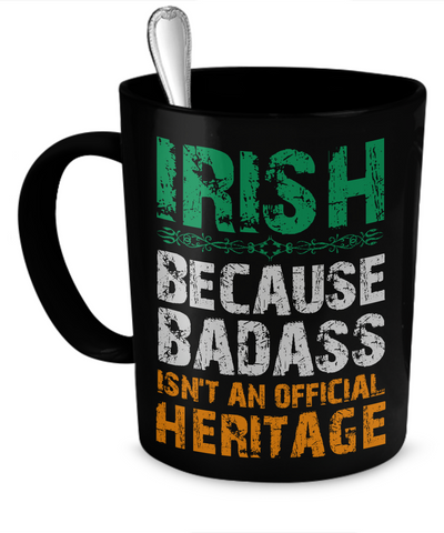 Irish Badass Heritage - Coffee Mug