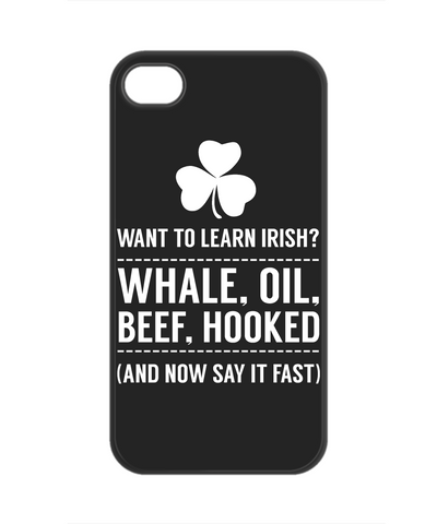 Funny Irish - Phone Case
