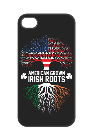 American Grown/Irish Roots - Phone Case