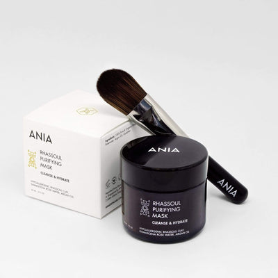 ANIA Rhassoul Purifying Mask