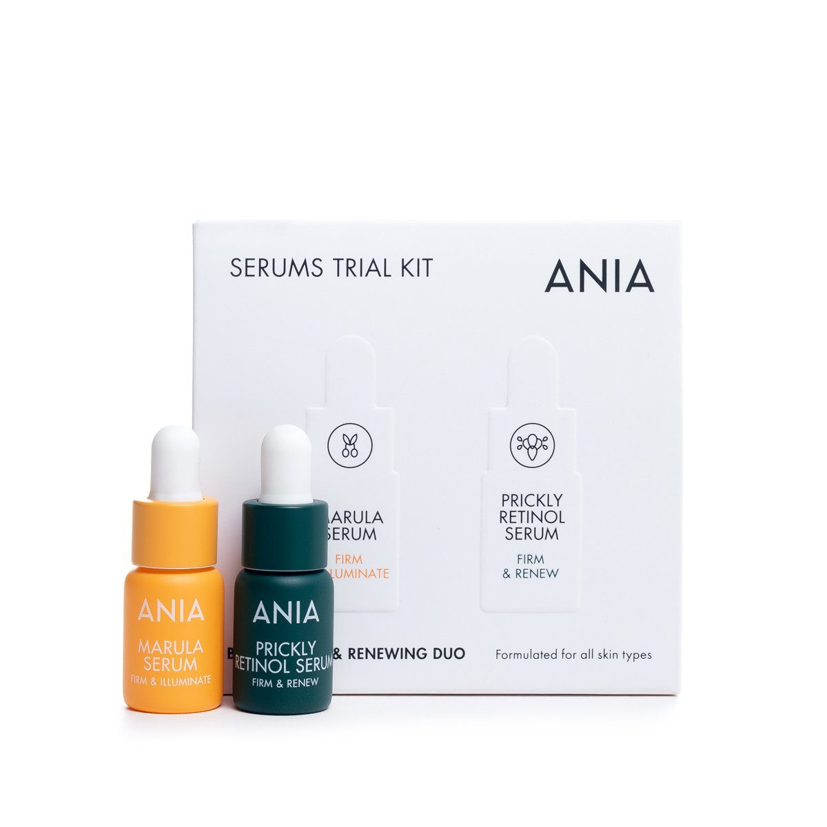 ANIA Serums Trial Kit