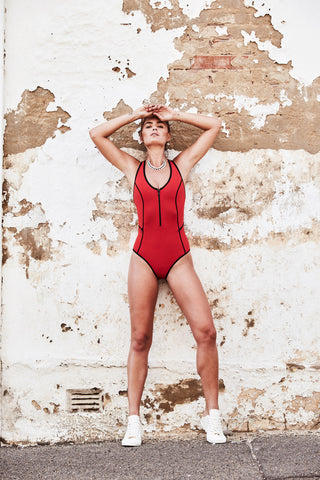 8 One-Piece Swimsuits that Look Good on Every Body Type